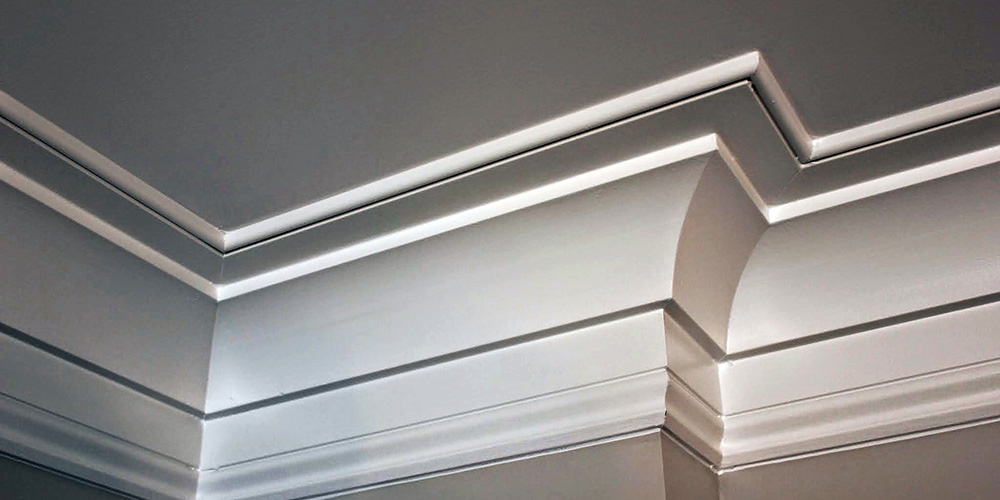 Custom Design Crown Molding